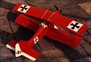 photo of Jester biplane
