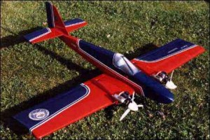 Twin Hornet Model
